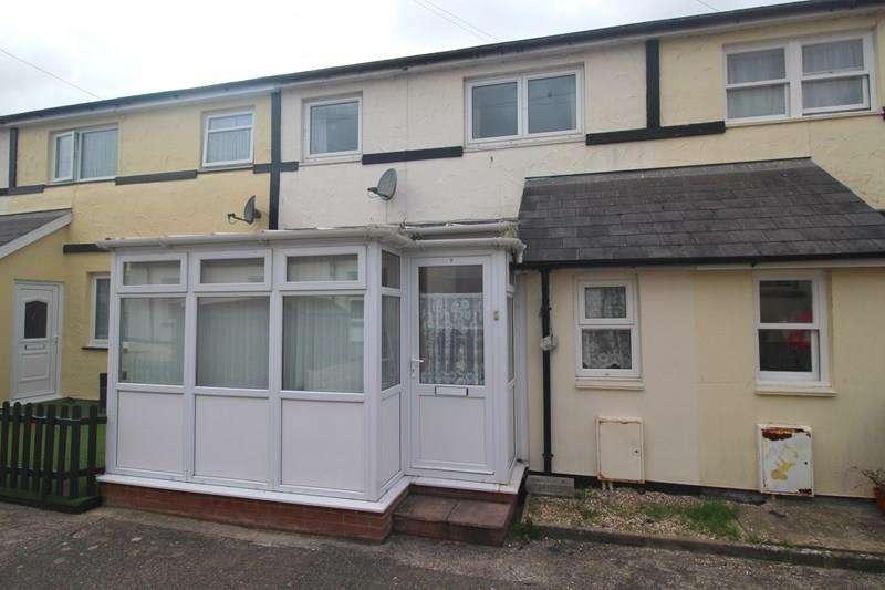 2 Bedrooms Terraced House for sale in Honestone Street, Bideford