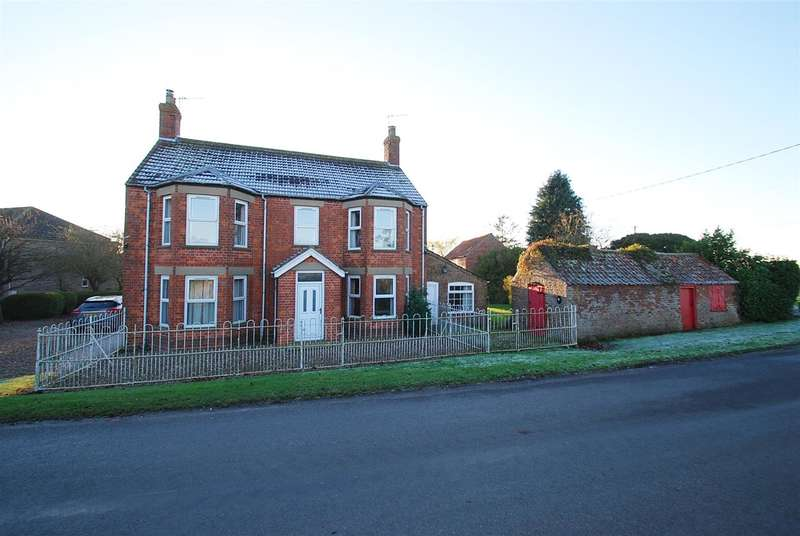 4 Bedrooms Detached House for sale in Lock House, Hagnaby Lock, Stickney, Boston