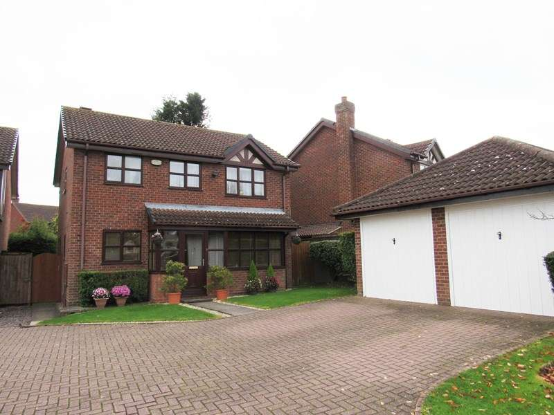 3 Bedrooms Detached House for sale in Whitford Drive, Monkspath, Solihull
