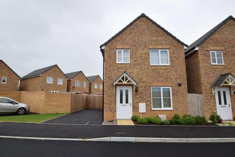 3 Bedrooms Detached House for sale in 2 Llys Tre Dwr, Bridgend, Bridgend County Borough, CF31 3BH.