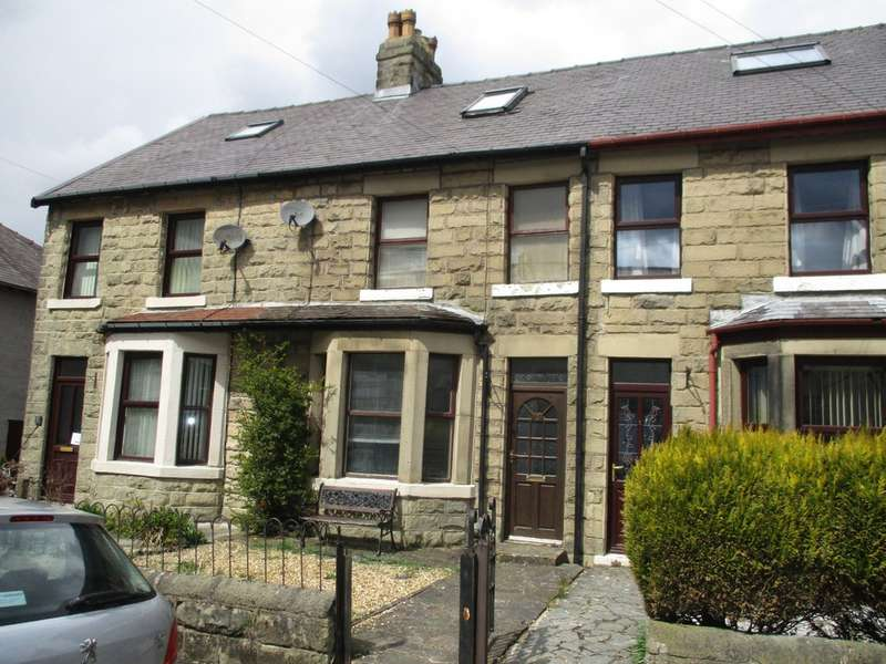 2 Bedrooms Terraced House for sale in Windsor Park Road, Buxton