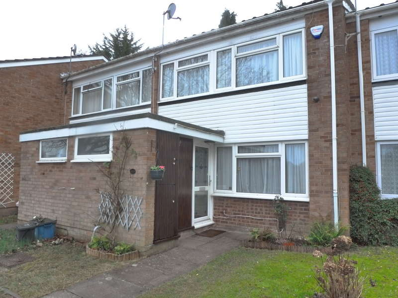3 Bedrooms Terraced House for sale in Newlands Wood, Bardolph Avenue, Forestdale, CR0 9JR