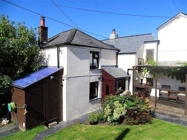 4 Bedrooms Link Detached House for sale in Golberdon, Callington, Cornwall