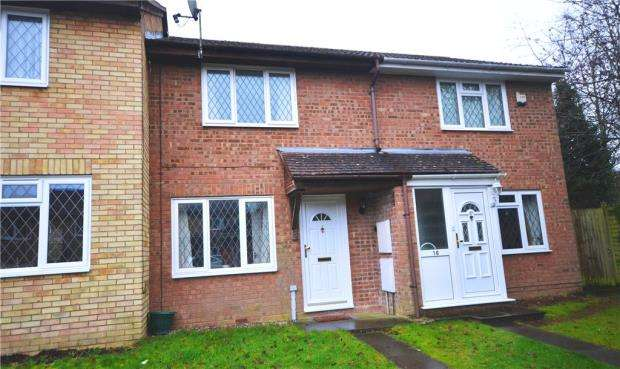 2 Bedrooms Terraced House for sale in Calleva Close, Basingstoke, Hampshire