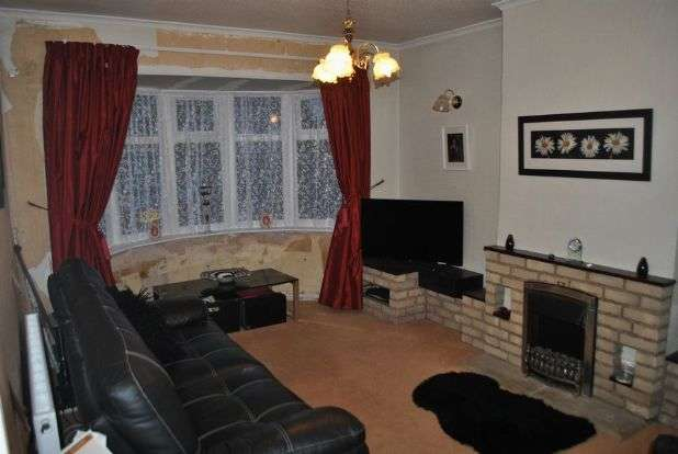 2 Bedrooms Detached Bungalow for sale in Booth Lane North, Boothville, Northampton NN3 6JH