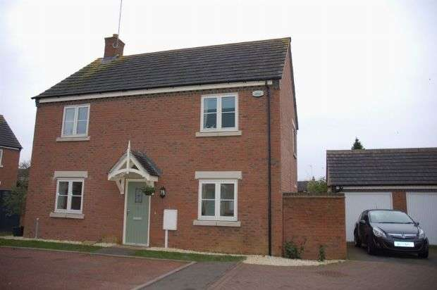 4 Bedrooms Detached House for sale in Inniskilling Close, Moulton, Northampton NN3 7AD