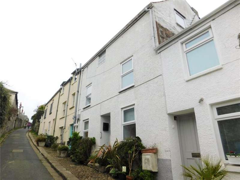 3 Bedrooms Terraced House for sale in Ayr Lane, St Ives, Cornwall