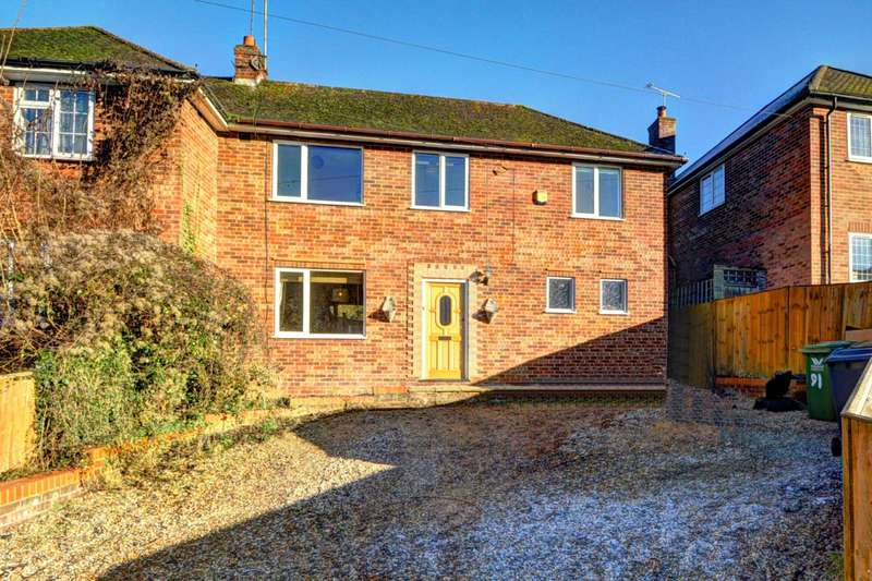 4 Bedrooms Semi Detached House for sale in High Wycombe
