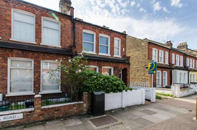 4 Bedrooms Terraced House for sale in Ravenslea Road, Nightingale Triangle, SW12