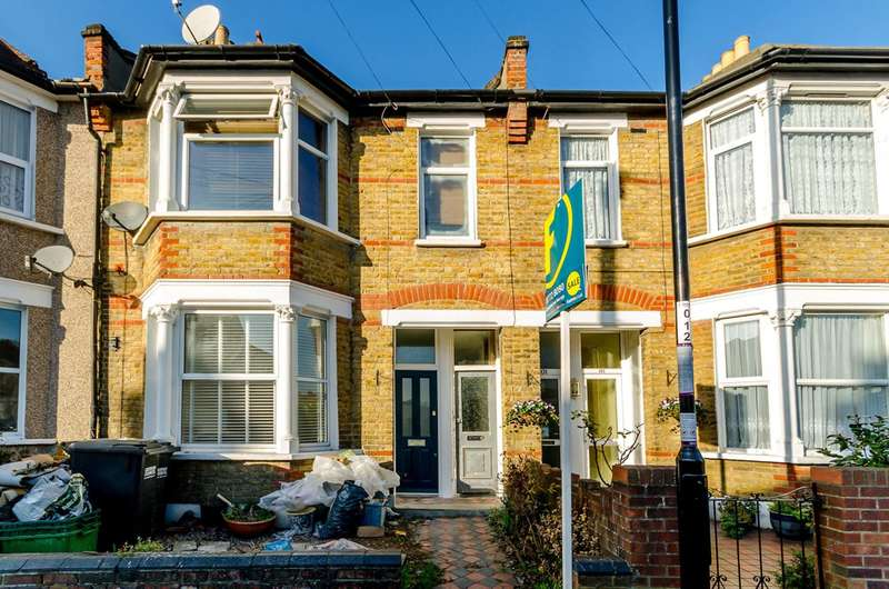 2 Bedrooms Maisonette Flat for sale in Harrington Road, South Norwood, SE25