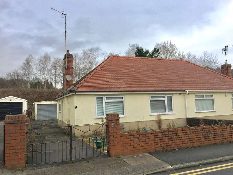 2 Bedrooms Semi Detached Bungalow for sale in Cae Nant Terrace, Skewen, Neath
