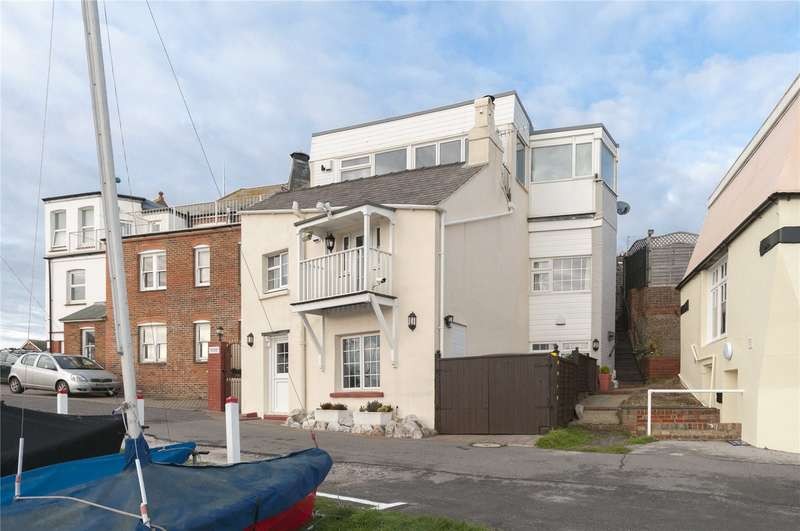 3 Bedrooms Detached House for sale in Riverside, Southwick, Brighton, West Sussex, BN42