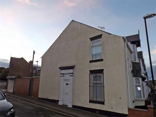 4 Bedrooms End Of Terrace House for sale in Salisbury Street, Sunderland, Tyne and Wear