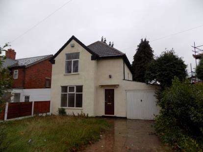 3 Bedrooms Detached House for sale in Chaucer Road, Walsall, West Midlands