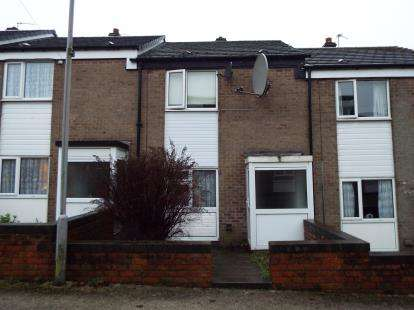 2 Bedrooms Terraced House for sale in Thornbank South, Bolton, Greater Manchester, BL3