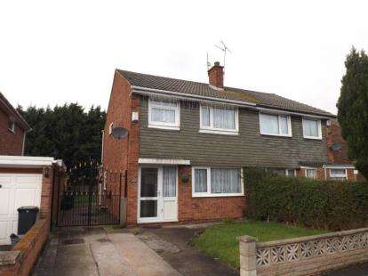3 Bedrooms Semi Detached House for sale in Farmstead Way, Great Sutton, Ellesmere Port, Cheshire, CH66