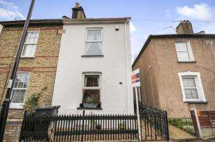 2 Bedrooms Semi Detached House for sale in Sussex Road, South Croydon
