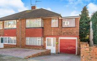4 Bedrooms Semi Detached House for sale in Jersey Road, Rochester, Kent