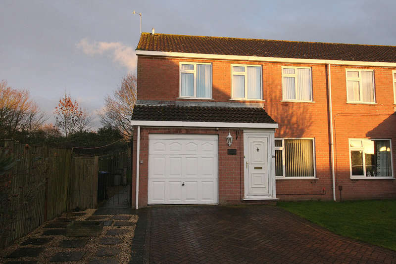 4 Bedrooms Detached House for sale in Sunderland Close, Bowerhill