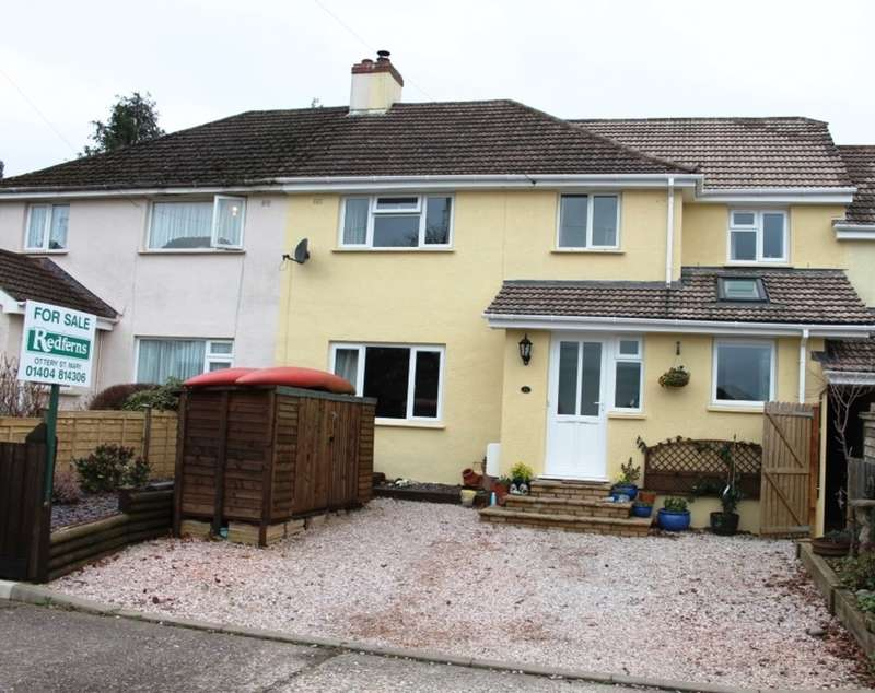 4 Bedrooms Terraced House for sale in West Hill, Ottery St Mary