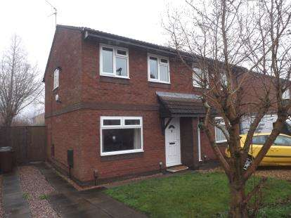 3 Bedrooms Semi Detached House for sale in Farnworth Street, Leigh, Greater Manchester
