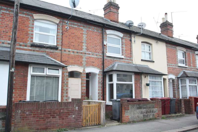 2 Bedrooms Terraced House for sale in Belmont Road, Reading