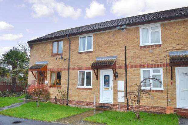 2 Bedrooms Terraced House for sale in Semington Close, Taunton, Somerset