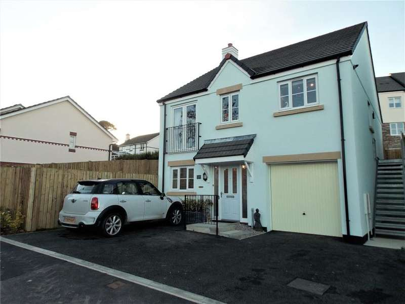 3 Bedrooms Detached House for sale in Du Maurier Drive, Fowey