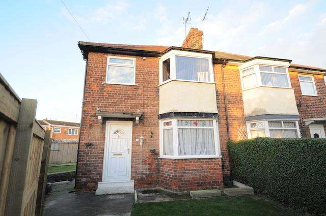 3 Bedrooms Semi Detached House for sale in James Reckitt Avenue, Hull, HU8 8LQ