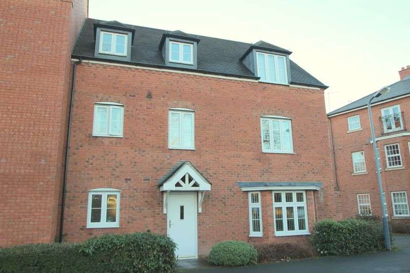 2 Bedrooms Flat for sale in St Peters Way, Stratford-Upon-Avon