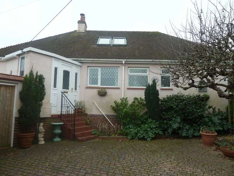 3 Bedrooms Detached Bungalow for sale in Rosyl Avenue, Dawlish
