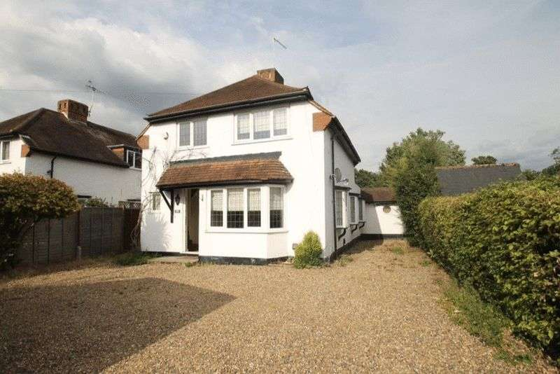 4 Bedrooms Detached House for sale in Green Street, TW16 6QE