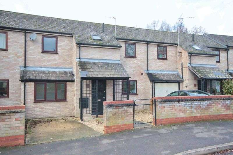 3 Bedrooms Terraced House for sale in Rivermead Road, Oxford