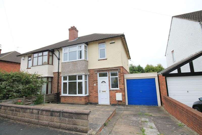 3 Bedrooms Semi Detached House for sale in Shaldon Drive, Derby