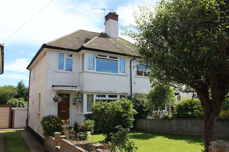 4 Bedrooms Semi Detached House for sale in Benhurst Gardens, Selsdon, South Croydon, Surrey