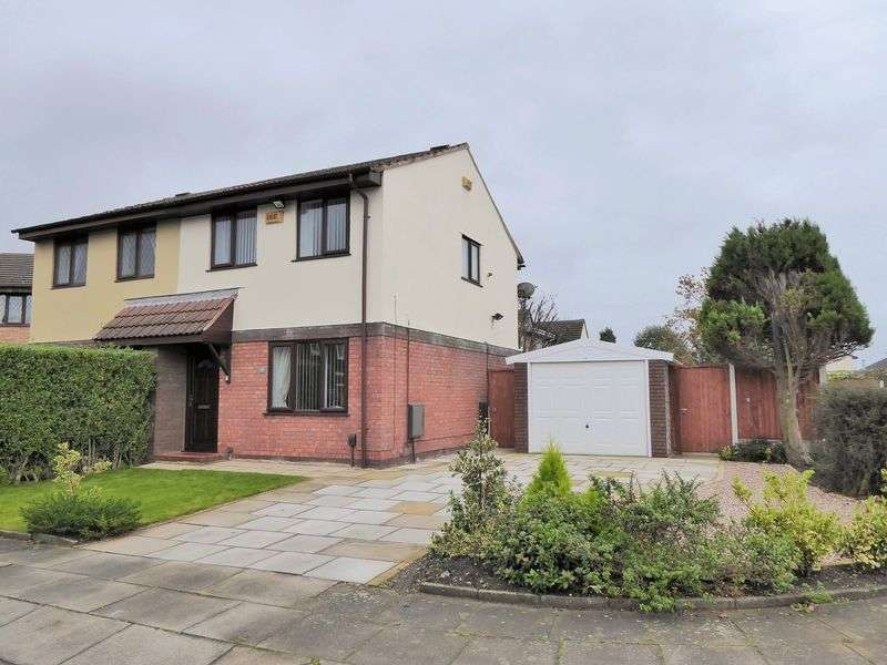 2 Bedrooms Semi Detached House for sale in Redhill Drive, Kew, Southport
