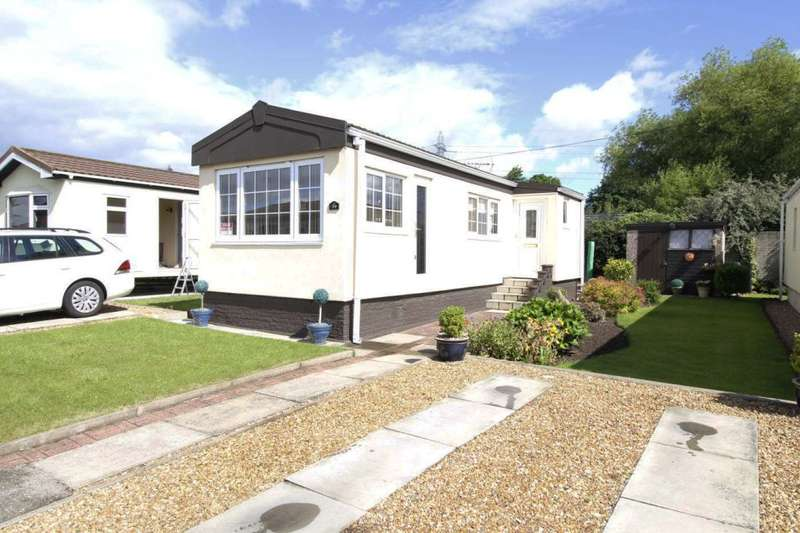 2 Bedrooms Bungalow for sale in Station Road, Adwick-le-Street, Doncaster, DN6 7BG