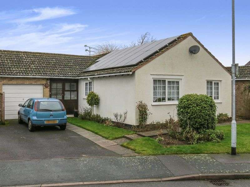 3 Bedrooms Detached Bungalow for sale in Folksworth