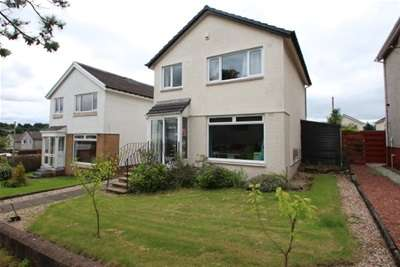 3 Bedrooms Detached House for rent in Kinloch Road, Newton Mearns