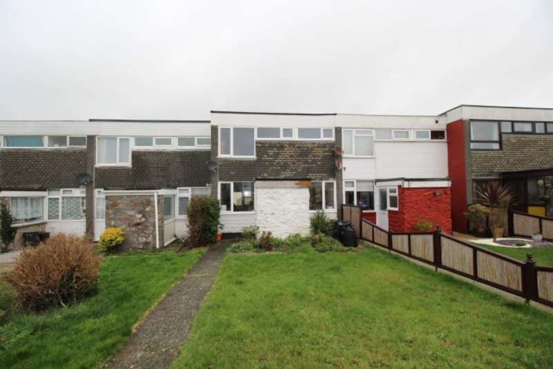 3 Bedrooms Property for sale in Chypraze Court, Camborne, TR14