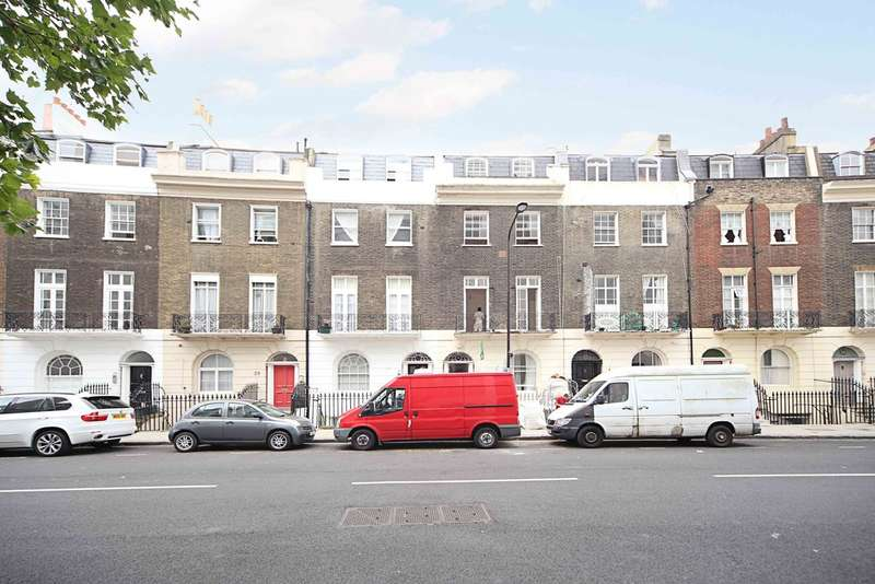 5 Bedrooms Terraced House for sale in Mornington Crescent