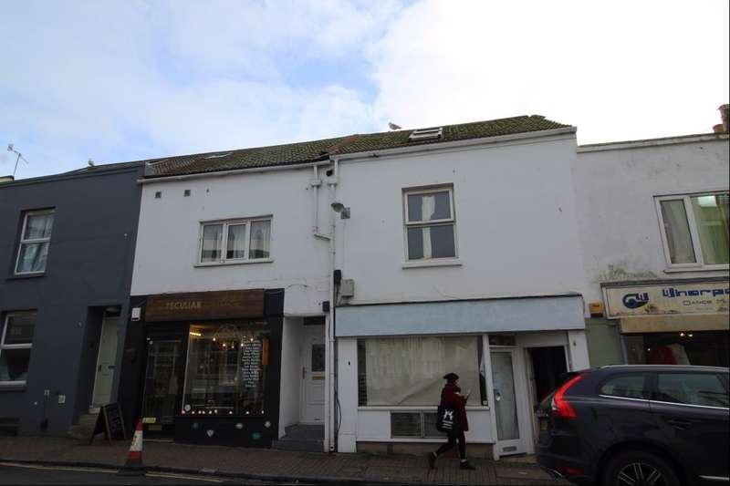 2 Bedrooms Flat for rent in Baker Street, Brighton, BN1