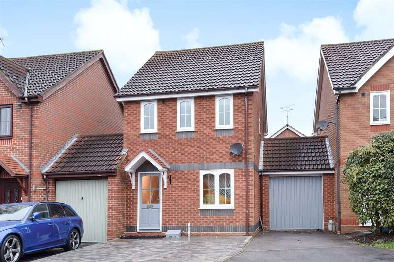 3 Bedrooms Link Detached House for sale in Madox Brown End, College Town, Sandhurst, GU47