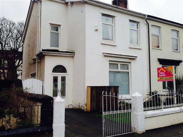 3 Bedrooms Semi Detached House for sale in Rawcliffe Road, Walton