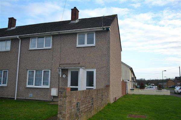3 Bedrooms End Of Terrace House for sale in Bramshott Road, Southampton