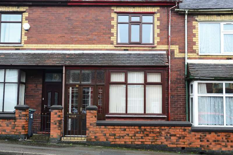 2 Bedrooms Terraced House for sale in ****NEW****Louise Street, Burslem, ST6 1BG