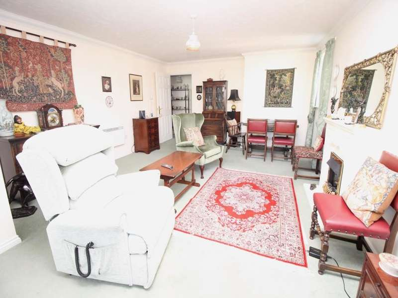 1 Bedroom Flat for sale in Upper Bognor Road, Bognor Regis, PO21