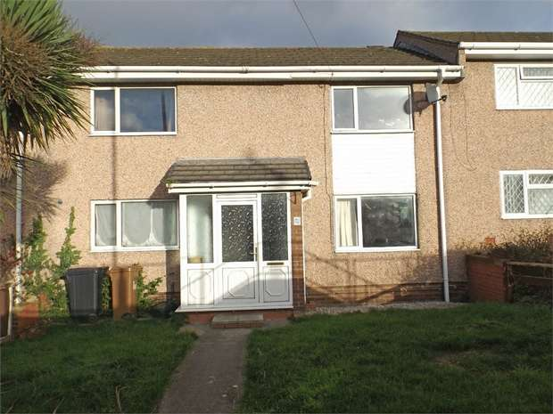 3 Bedrooms Terraced House for sale in Bryn Mor, Gronant, Prestatyn, Flintshire