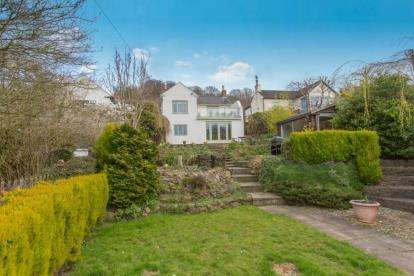 4 Bedrooms Detached House for sale in Stump Lane, Chosen Hill, Gloucester, Gloucestershire