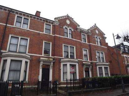 1 Bedroom Flat for sale in Hartington Street, Derby, Derbyshire